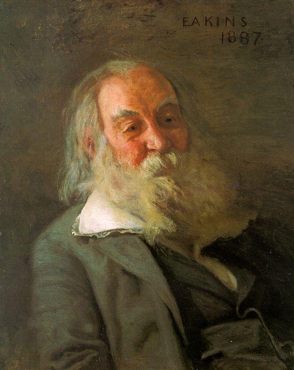 Walt Whitman 1887