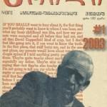 28 თებერვალი #1 (187) 2003